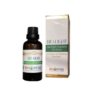 BIO-LIGHT SERUM- 50 ML - LEKE GİDERİCİ & AYDINLATICI