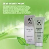W-Lab Beyazlatıcı Krem 100 ml