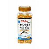 Omega 3 Balık Yağı 1380Mg 200 Kapsül Tse Helal Sertifikalı